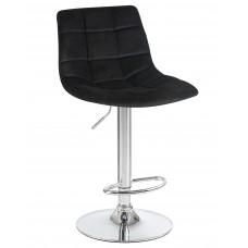 Барный стул LM-5017 черный велюр