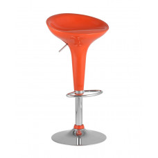 Барный стул Бомба Оранжевый