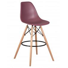 Барный стул Eames LMZL-PP623G  Пыльная роза