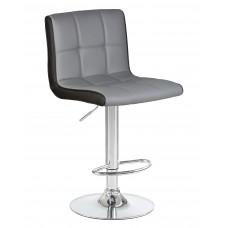 Барный стул  LM-5006 Олимп серый с чёрным