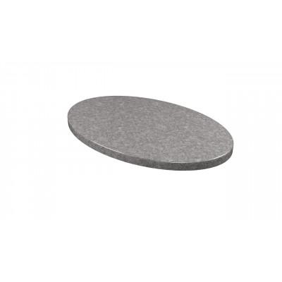 Столешница из искусственного камня  DUOLIT  (овал)