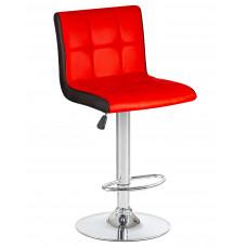 Барный стул Олимп Красный с Черным