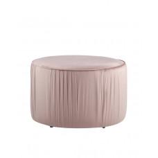 Пуф Мира большой пыльно розовый