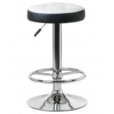 Барный стул LM-5008 Бело-Черный