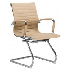 Кресло для посетителей LMR-102N Бежевое