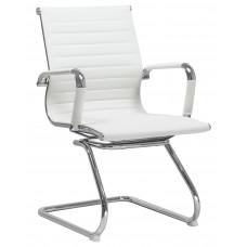 Кресло для посетителей LMR-102N Белое