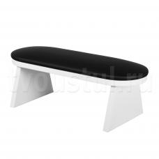 Маникюрная подставка для рук (черный)