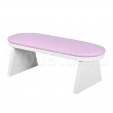 Маникюрная подставка для рук (розовый)