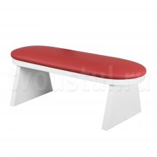 Маникюрная подставка для рук (красная)
