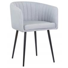 Кресло LM-7304 светло-серый