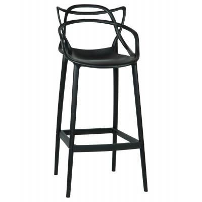 Барный стул LMZL-PP601С черный