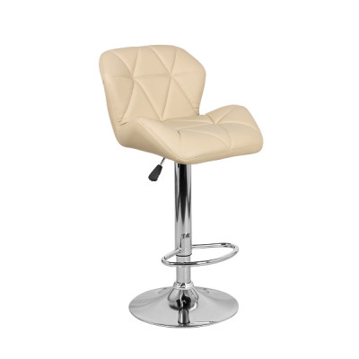 Барный стул Алмаз Бежевый WX-2582