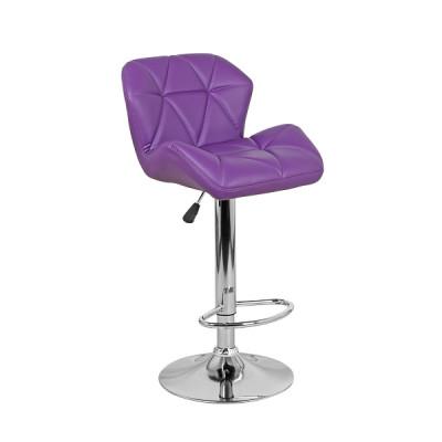 Барный Стул Алмаз Фиолетовый WX-2582