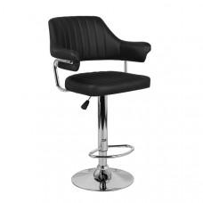 Барный стул КАСЛ Черный WX-2916