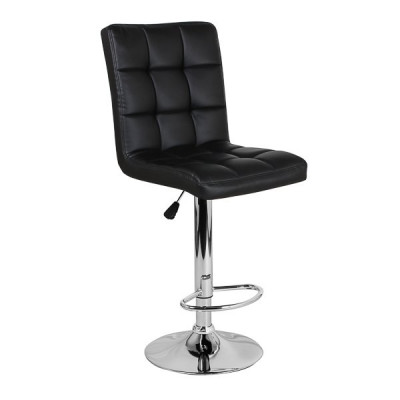 Барный стул Крюгер Черный
