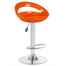 Барный стул Диско Оранжевый WX-2001