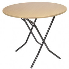 Складной стол d900