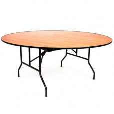 Складной стол d1800