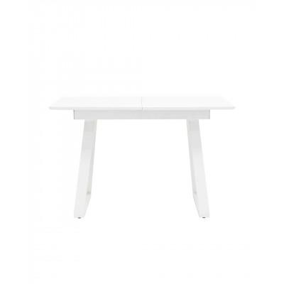 Стол обеденный Детройт раскладной 120-160*80 белый