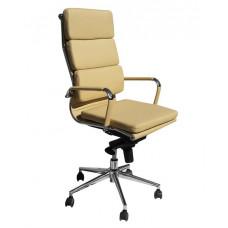Кресло для руководителя LMR-103F Бежевое
