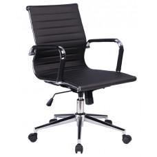 Кресло для руководителя LMR-118B Черное