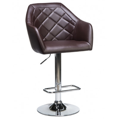 Барный стул LM-5023 Коричневый