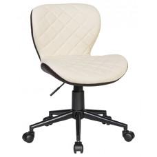 Офисный стул LM-9700 Кремовый
