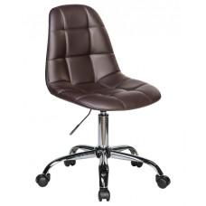 Офисный стул LM-9800 Коричневый