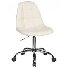 Офисный стул LM-9800 Кремовый