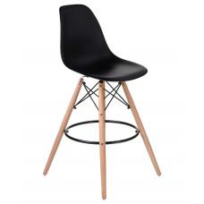 Барный стул Eames LMZL-PP623G Черный
