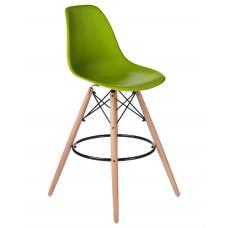 Барный стул Eames LMZL-PP623G Зеленый