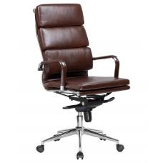 Кресло для руководителя LMR-103F Коричневое