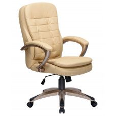 Кресло для руководителя LMR-106B Кремовое