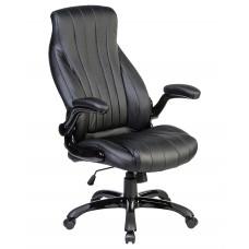 Кресло для руководителя LMR-112B Черное