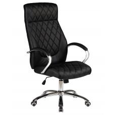 Кресло для руководителя LMR-117B Черное