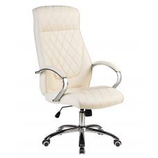 Кресло для руководителя LMR-117B Бежевое