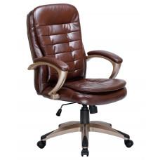 Кресло для руководителя LMR-106B Коричневое
