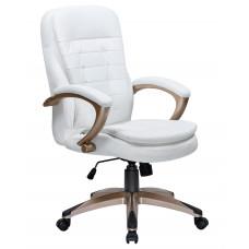 Кресло для руководителя LMR-106B Белое