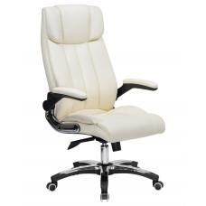 Кресло для руководителя LMR-107B Бежевый