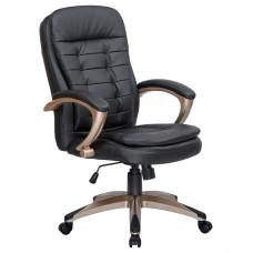 Кресло для руководителя LMR-106B Черное