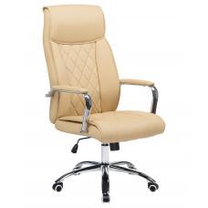 Кресло для руководителя LMR-110B Бежевое