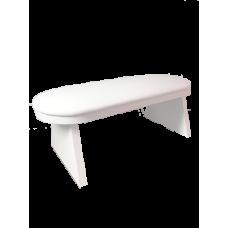 Маникюрная подставка для рук (Белая)