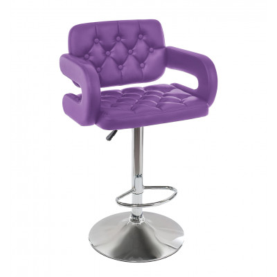 Барный стул Tiesto (WX-2927) Фиолетовый