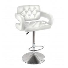 Барный стул Tiesto (WX-2927) Белый