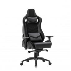 Кресло спортивное TopChairs Racer Premium черное